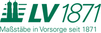 LV 1871 Logo Claim gruen